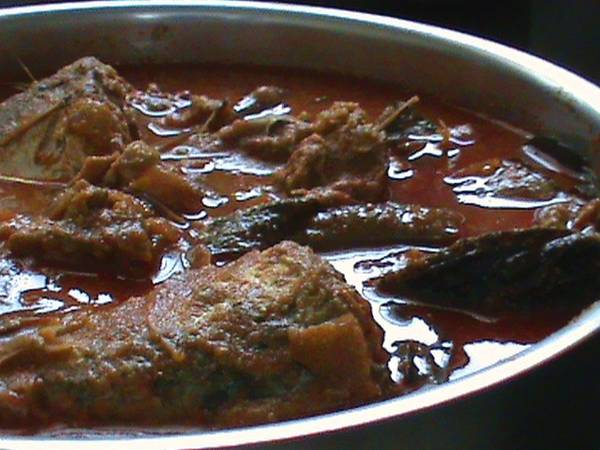 Meen Varutharachathu recipe, Fish with Roasted Coconut recipe,, kerala cooking, kerala dishes, kerala recipes, kerala cuisine, south indian recipes