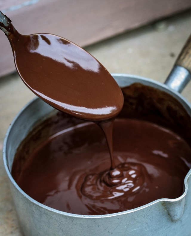 Chocolate Sauce, easy chocolate sauce, topping for dessert, how to make chocolate sauce