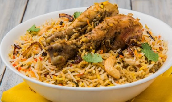 chicken briyani kerala style, easy chicken briyani recipe, chicken biriyani in cooker recipe, chicken biriyani with step by step pictures