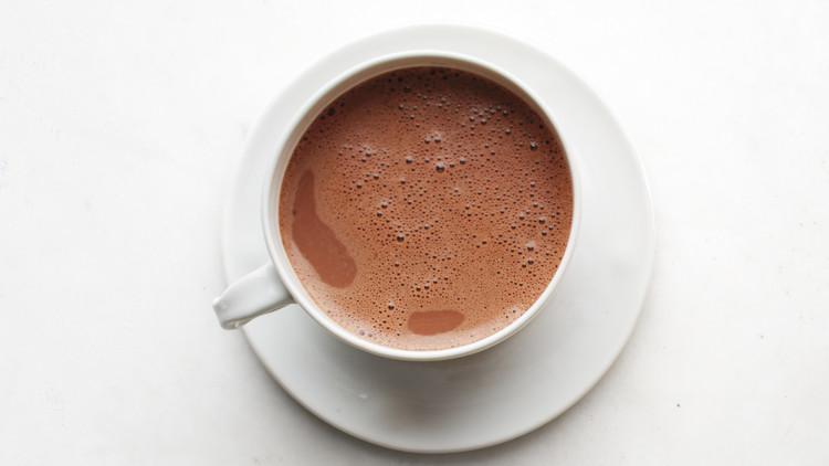 easy hot chocolate recipe, chocolate drinks recipe