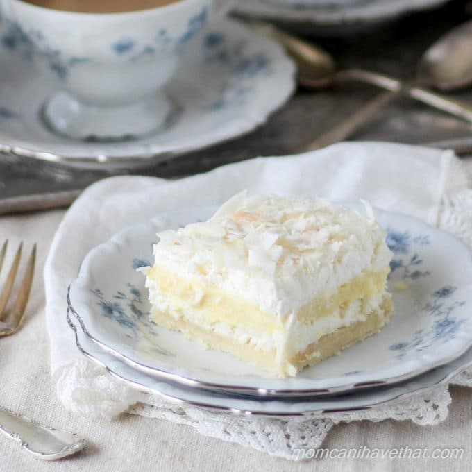Cream Layer Dessert, easy dessert with fresh cream, dessert with biscuit