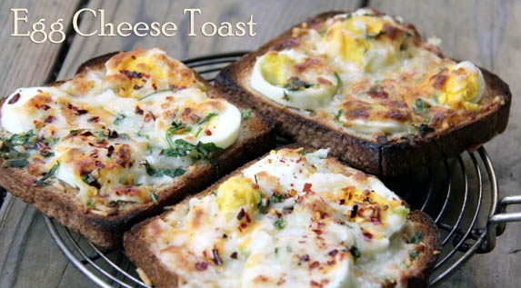 Egg Cheese Toast