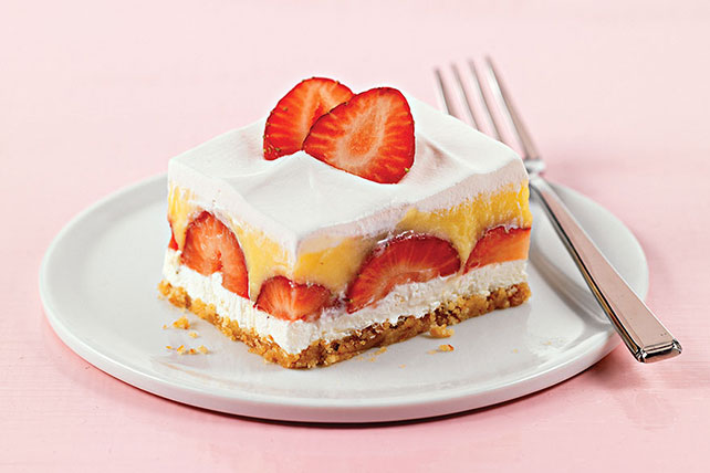 Strawberry Cream Dessert